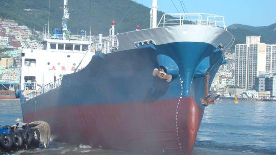 CCS Certificate 5500dwt Chemical Oil Tanker/Vessel/Ship for Sales