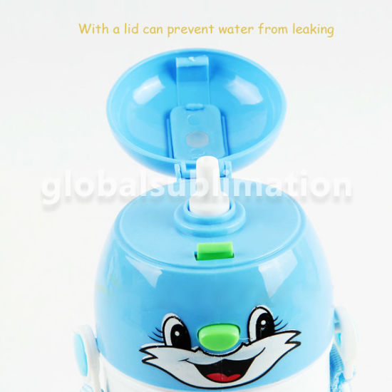 Personalized Polymer Children Water Bottle pictures & photos
