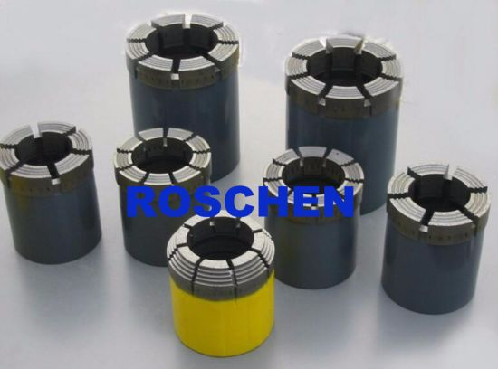 Electroplated Diamond Core Bits Fast Drilling in Very Hard Rocks Formations