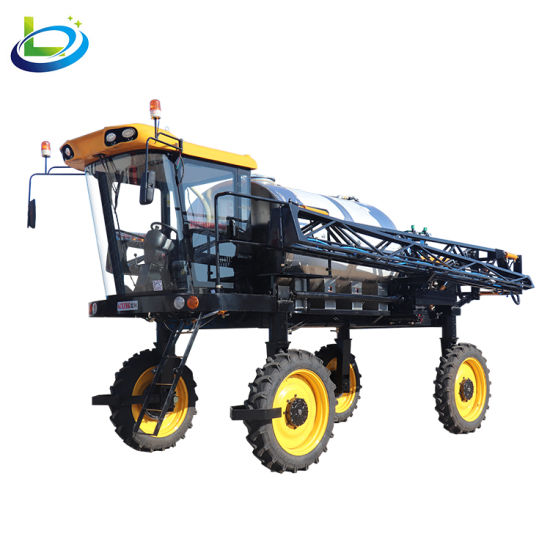 Agricultural Tractor Farm Pump Power Garden Pesticide Agriculture Field Spraying Machine