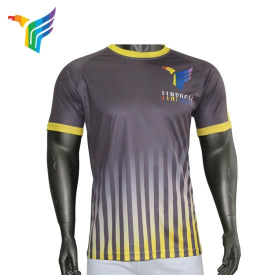 f4a592acf 2018 China Factory Cheap Custom Soccer Uniform - China Soccer ...