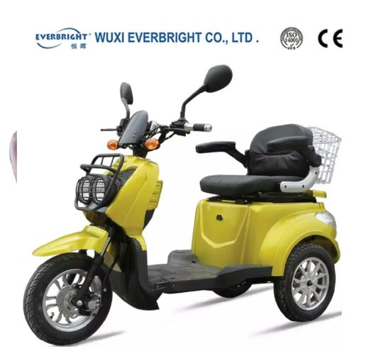 2017 Three Wheel Electric Scooter Tricycle, Mobility Scooter, E-Bike, E-Scooter pictures & photos