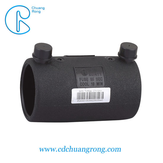 Supply HDPE Plastic Gas Connections (coupling) pictures & photos
