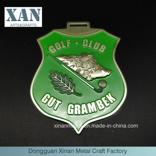 China The Factory Specializes in Making Metal Sports
