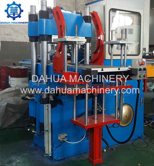 Compression Molding Vulcanizing Rubber Mould Press Machine