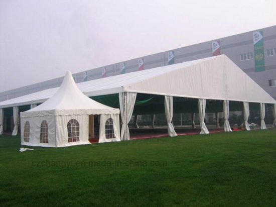 Chinese Large Pagoda Exhibition Tent Auto Show Tent & Chinese Large Pagoda Exhibition Tent Auto Show Tent - China Auto ...