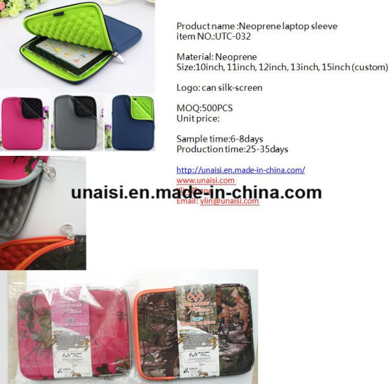 Multi-Color & Size Notebook Computer Tablet Carrying Bag Laptop Sleeve