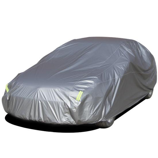 Anti-UV Rain Dust Waterproof PEVA Sedan Car Cover
