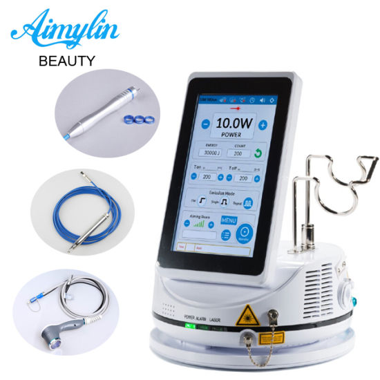 Clinic Use Physiotherapy Instrument Nail Fungus Laser Therapy Instrument
