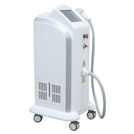 Freezing Painless Professional 808nm Diode Laser Hair Removal Machine Price/Laser Hair Removal Machine pictures & photos