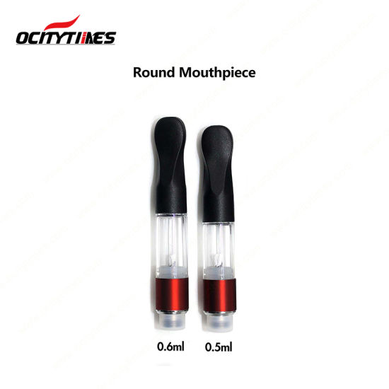 Ocitytimes E-Cigarette Hemp Oil Cbd Vape Cartridge with OEM Package pictures & photos