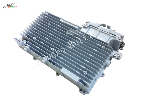 Aluminum Alloy Die Casting with Radiator/Heat Sink Parts Customized