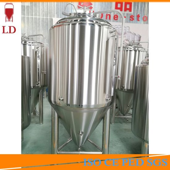 1500L High-Cost Performance Craft Beer Brewery Brewing Equipment for Hotel Restaurant and Beer Plant
