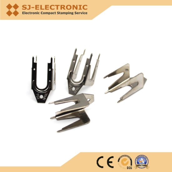 High Precision Sheet Metal Mini Stamping Parts for Electronic/Machine /Medical