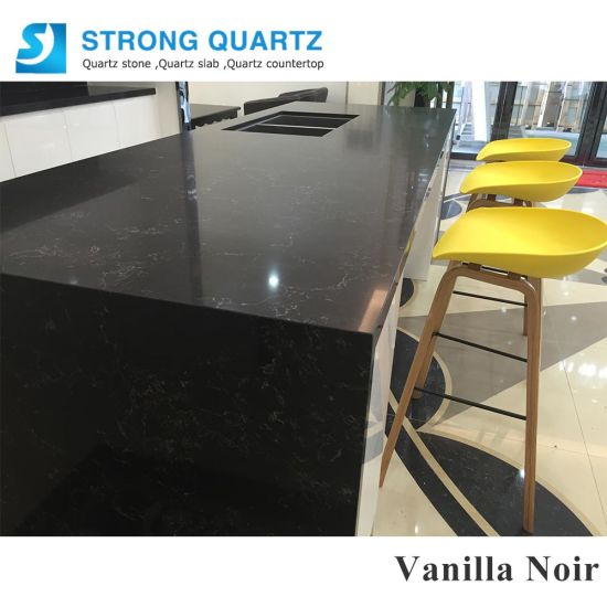 Mable-Look Quartz Stone for Hotel Table