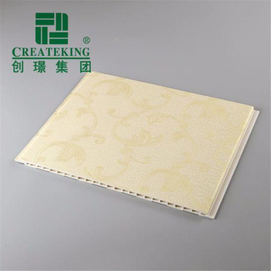 Interior Decorative Plastic Wall Panel PVC Ceiling Panel