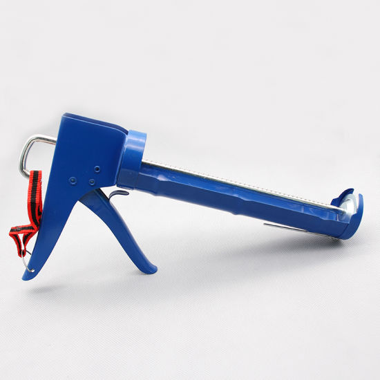 Wholesale Professional Single Tube Steel Heavy Duty Caulking Gun