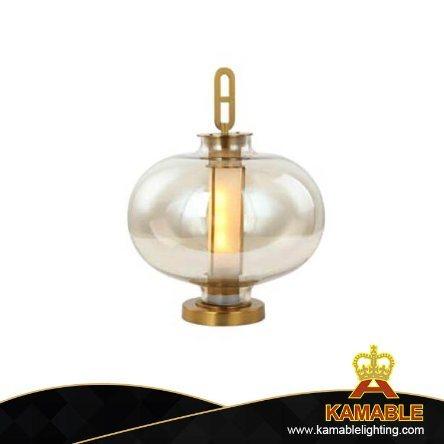 Modern Hotel Decorative Glass Table Lamp (T132)