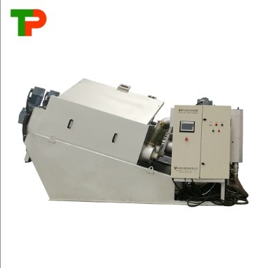 Volute Sludge Dewatering Machine Instead of Belt Press Filter pictures & photos