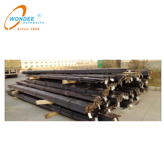 Sup9a Sup11 Hot Rolled Spring Steel Flat Bar for Leaf Spring