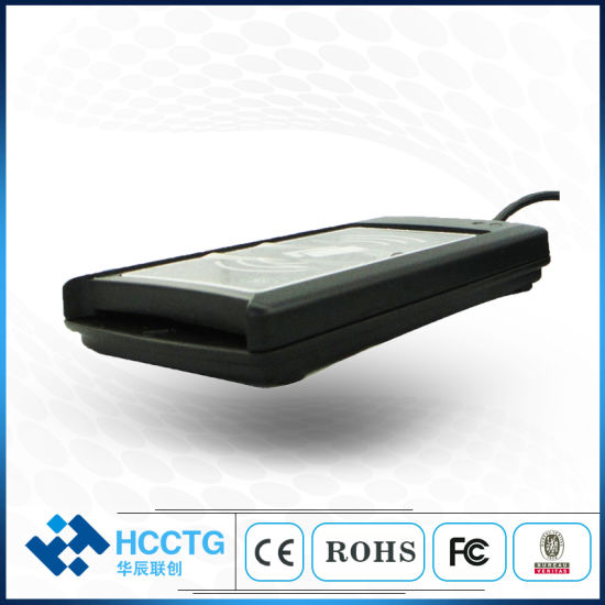 NFC Contactless and Contact Chip Card Reader Writer +Sdk Without Software  (ACR1281U-C1)
