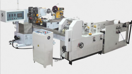 Yb-600 Single Channel Full Automatic Pocket Tissue Production Line pictures & photos