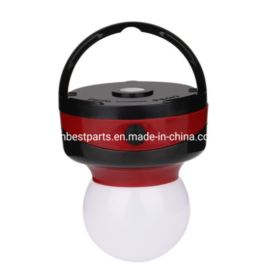 3W SMD Bulb Shape Handle Lantern Portable Camping Lantern pictures & photos