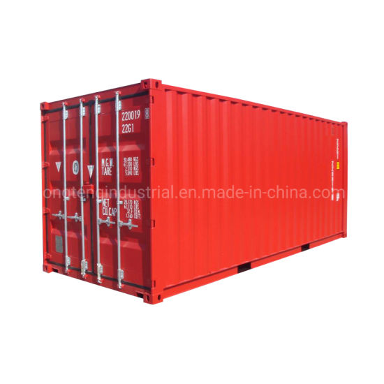 Good Price New and Csc Certifeid 20FT ISO Shipping Containers for Sale pictures & photos
