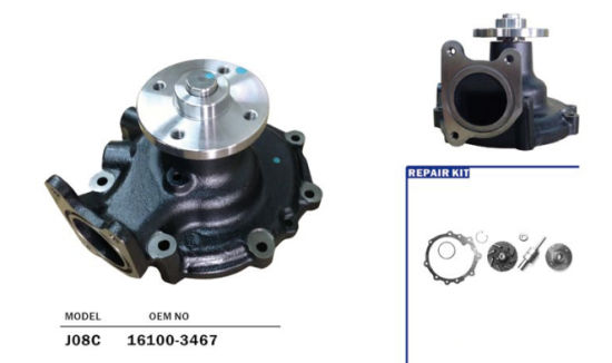 Auto Engine Part Water Pump Hino J08c pictures & photos
