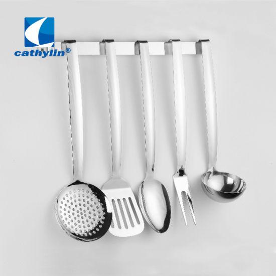 Popular Design Cooking Tool Set Stainless Steel Kitchenware Accessories Gadget