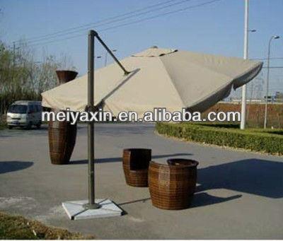 New Outdoor Parasol/ Garden Umbrella Beach Um-18