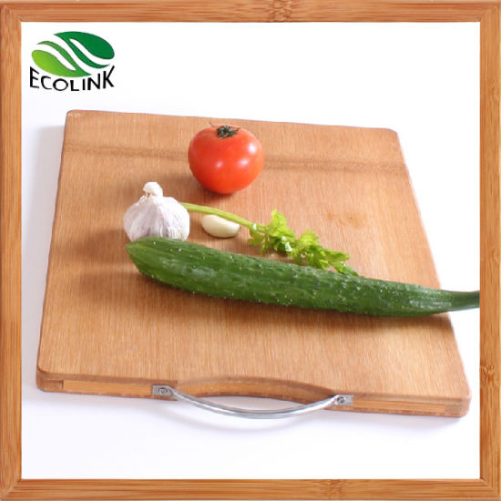 Custom Personalized Bamboo Cutting Board for Kitchen (EB-93933) pictures & photos