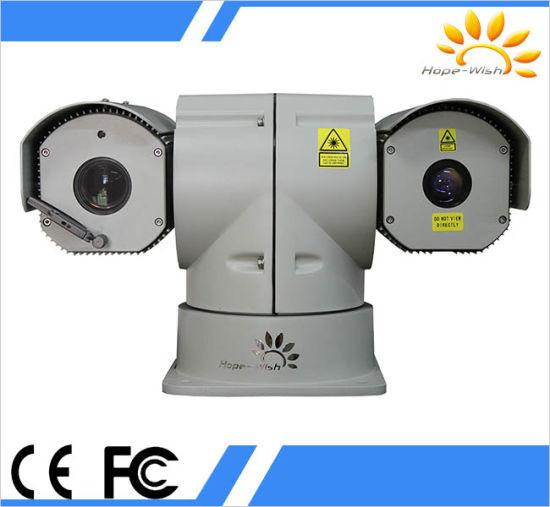 Pan 360 Degree Surveillance IP PTZ Camera (BRC0418)