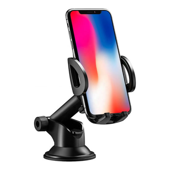 Universal Car Phone Holder Windshield Mobile Holder with Suction