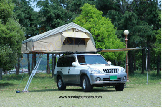 4WD Roof Top Tent 4X4 Vehicle Roof Top Tent pictures & photos