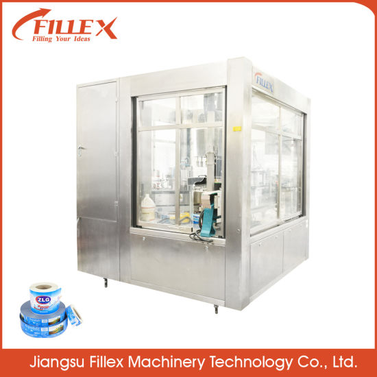 Automatic Water Bottle Carbonated OPP BOPP Linear Labeling Machine with Stable Quality