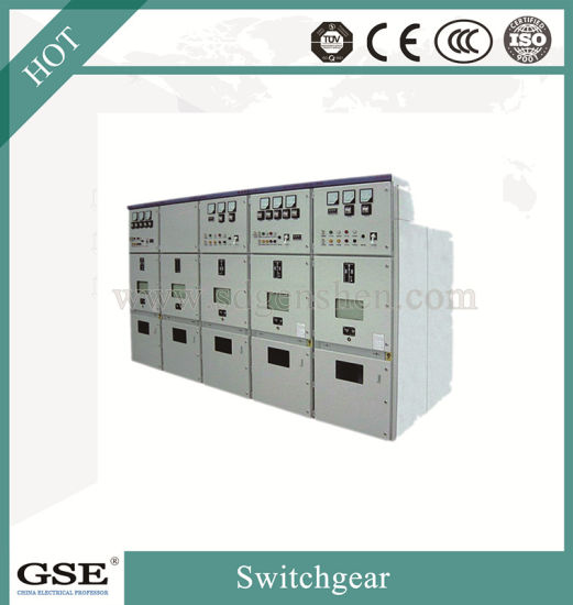 -Gcs Simple Drawer Type Indoor Low Voltage Withdrawable Switchgear