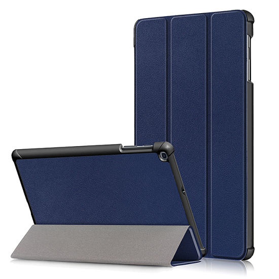 Universal Leather Tablet Case Protective Trifold Tablet Cover for iPad Sumsung