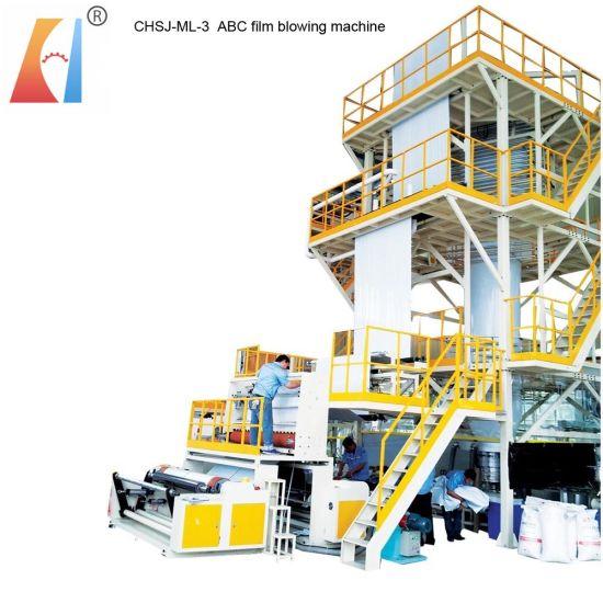Chsj-Ml ABC Film Extrusion Machine