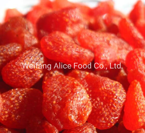 China Wholesale Cheap Price Dried Strawberry pictures & photos