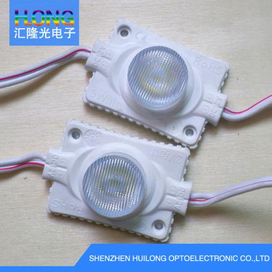 Ce&RoHS Epistar SMD LED DC12V Waterproof 3W LED Module