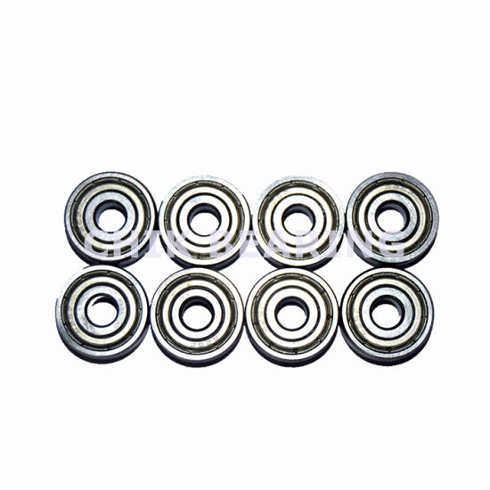 China SKF Low Price Sealed Miniature Radial Ball Bearing for