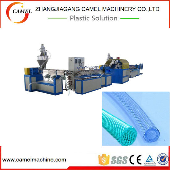 Garden Hose Production Line/Soft Garden Pipe Making Machine