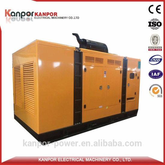 750kVA Large & Industrial Diesel Generators by Ccec for Bahrain