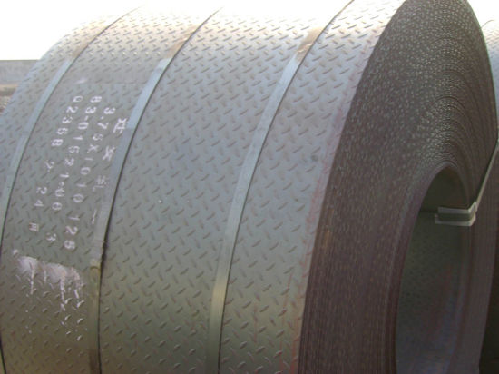 Steel Material A36 Ss400 Carbon Chquered Checkered Steel Plate