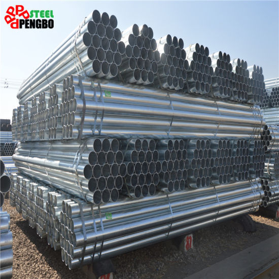 Galvanized Perforated Square Tube Galvanized Steel Pipe for Fence Usage pictures & photos