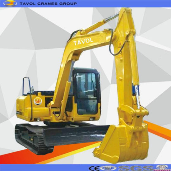 China Best Crawler Excavator 6t Earth Moving Machine Construction Machinery Excavator Factory From Shandong pictures & photos