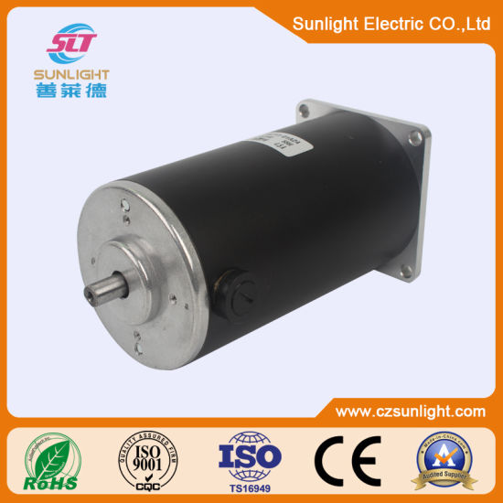 Slt Electric Motor DC Brush Motor for Household Appliances