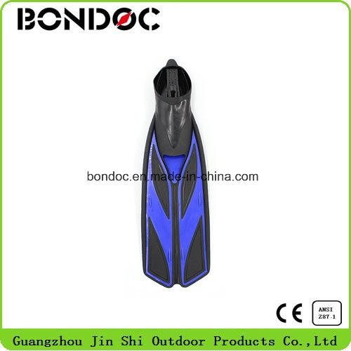 Professional Fashion Free Divng Fins (JS-7040) pictures & photos