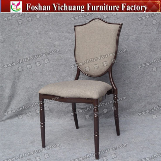 Yc D38 10 Foshan Used Furniture Antique Metal Chair Restaurant